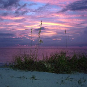 Fort DeSoto Sunset